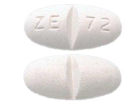 Gabapentin pill