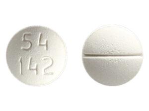 Methadone pill