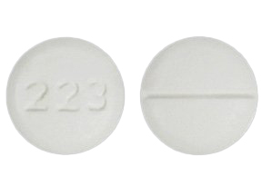 Oxycodone pill