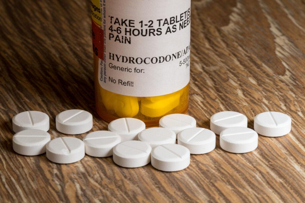 Hydrocodone Addiction & Abuse